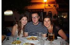 Dominque, Euron & Jacci - Seville Exchange 2013
