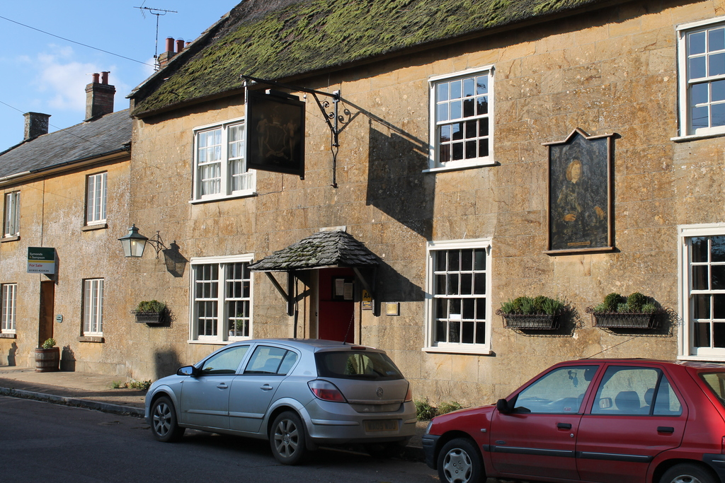 Village public house - The Lord Poulett Arms