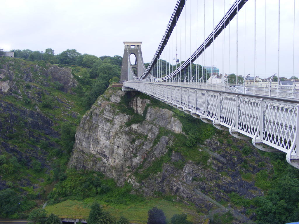 Clifton suspension bridge (1864)