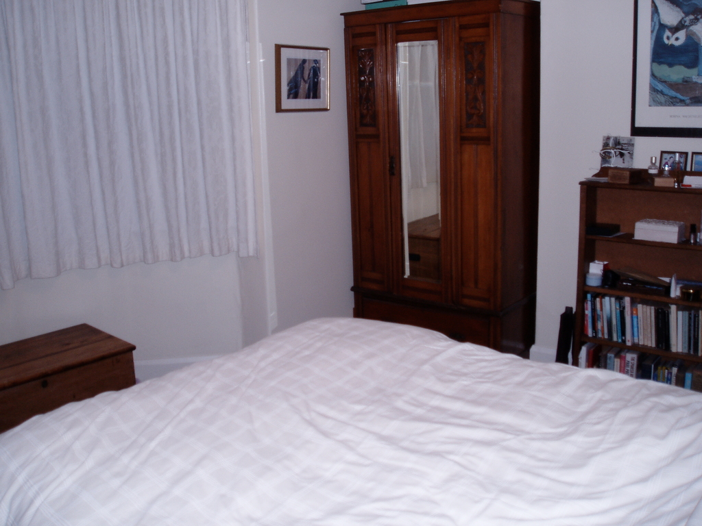 Main double bedroom