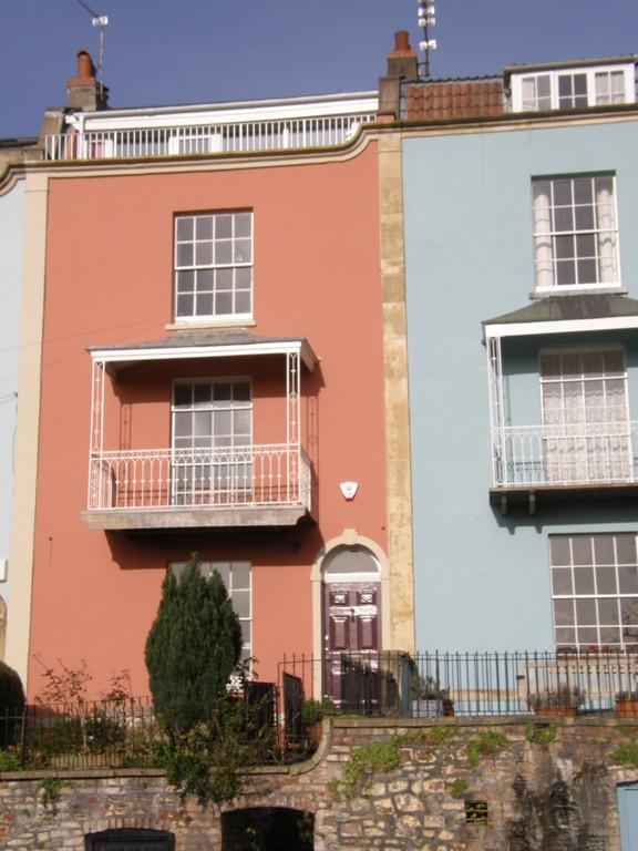 Bristol, front view