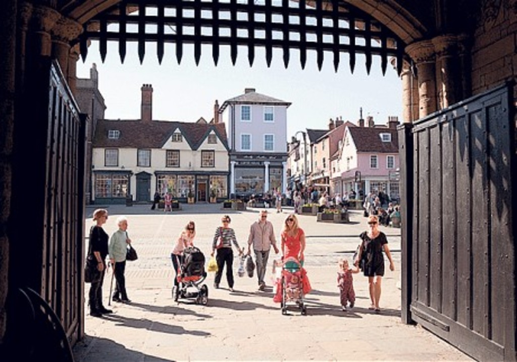 Abbeygate Bury St Edmunds