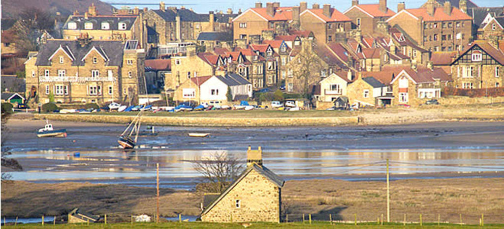 Alnmouth, 20 minutes from house