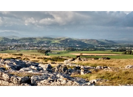 A view of Ulverston