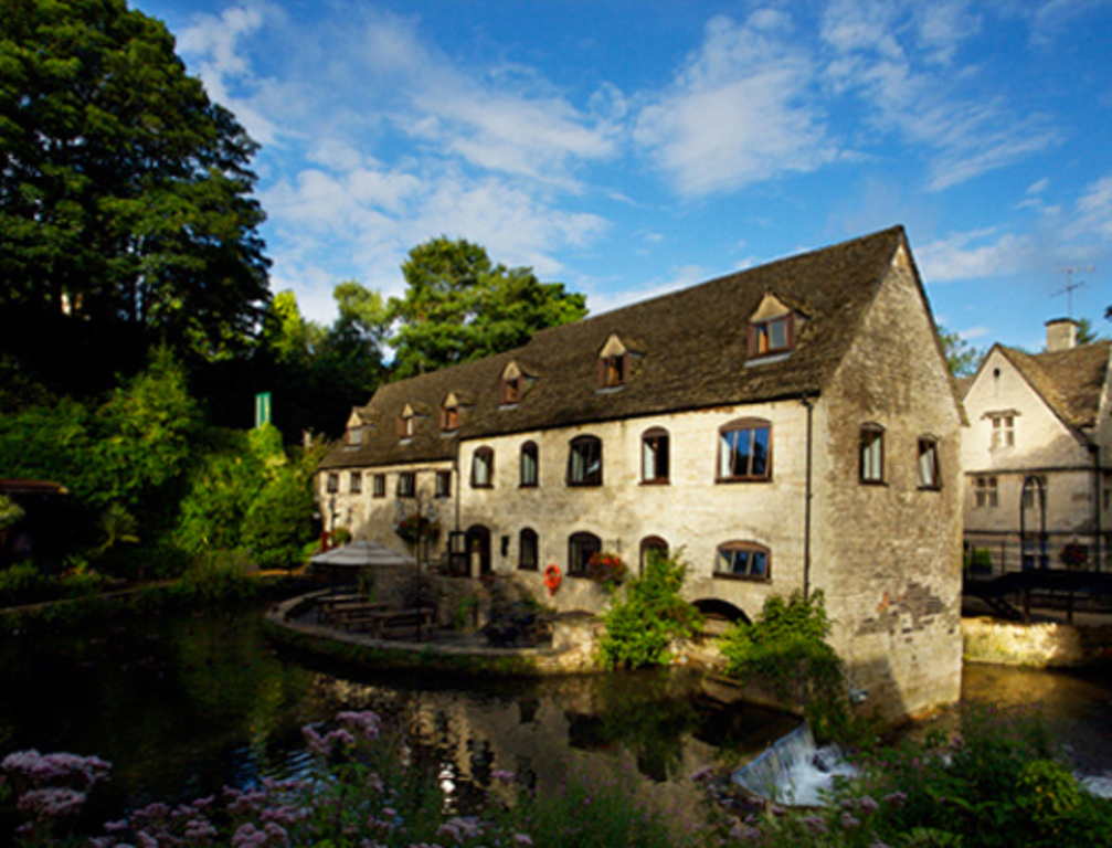 Egypt Mill - our local pub located a 2 minute walk from the house