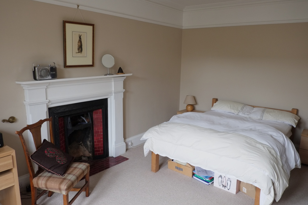 Spare double room