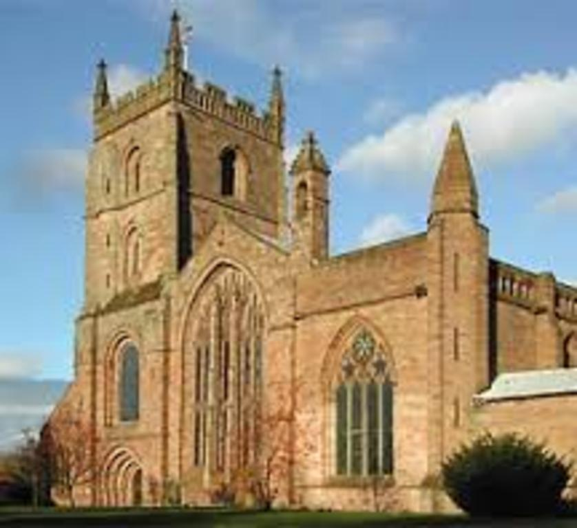 Leominster Priory Church