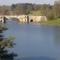A lovely view of Blenheim bridge