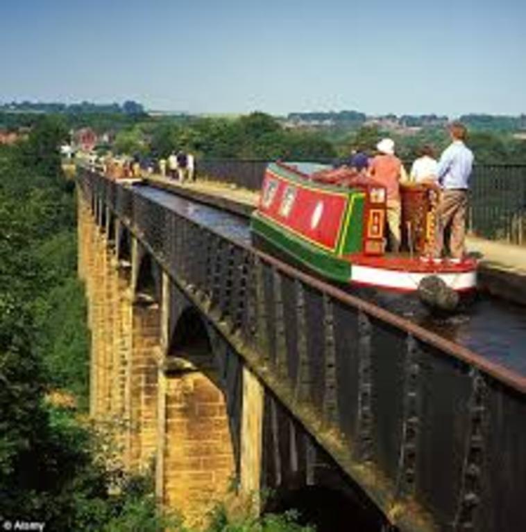 Llangollen acqueduct