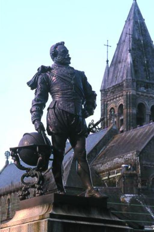 Sir Francis Drake - a local historical figure
