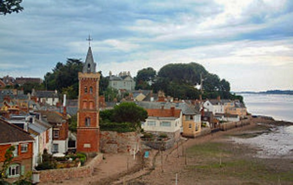 Where we live Lympstone village, Devon