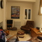 The small living room