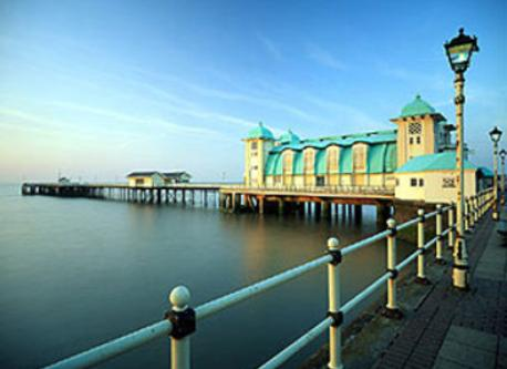 Penarth, 6 miles from our home