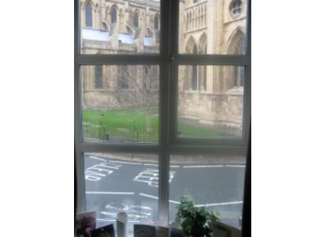 Beverley living room window