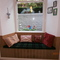 Kitchen reading corner