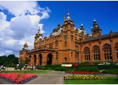 Kelvingrove, Glasgow (30mins)