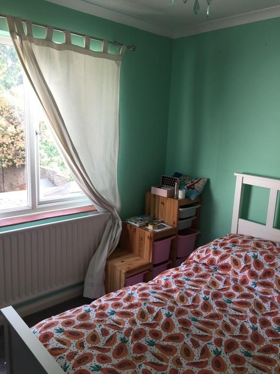 Daughter no. 1's bedroom