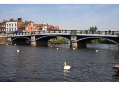 Bridge from Windsor to Eton