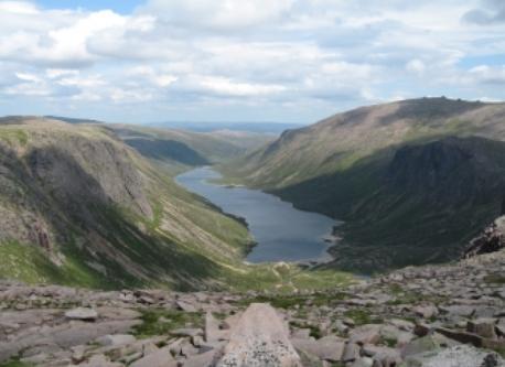 Loch A,an, Cairngorm