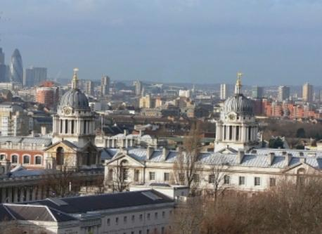 View from Greenwich