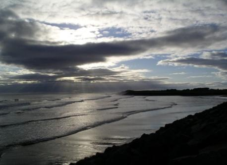 Carnoustie Beach