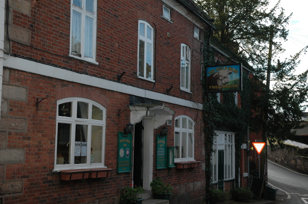 One of the pubs in Alton Village - 5 minutes walk