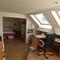Third Floor Study and Bedroom