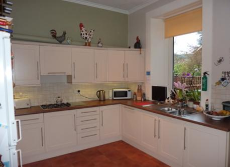 Our  refurbished kitchen