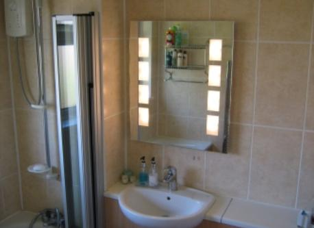 Another view of our main bathroom