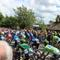 The Tour de France whizzed by just a couple of miles from our front door