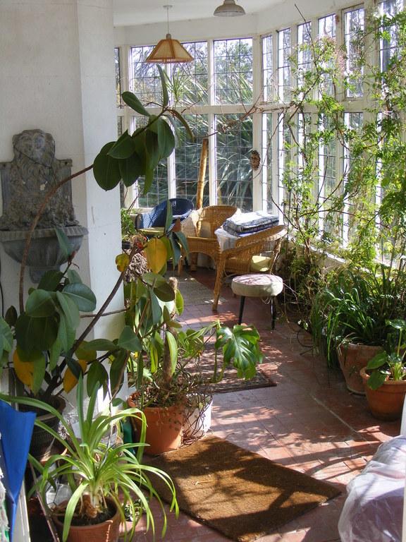 Verandah/conservatory