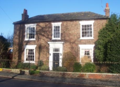 The house at Cherry Burton