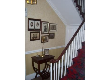 Hallway of the house at Cherry Burton