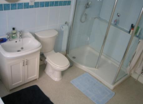Bath and shower room 2