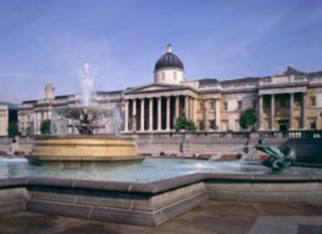National Gallery at Trafalgar Square - 15 minutes by bus