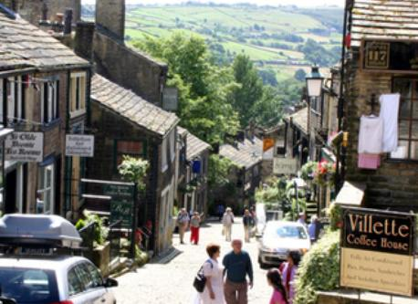Haworth - home of the Brontës (20km)