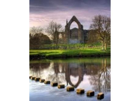 Bolton Abbey, Yorkshire Dales (19km)