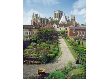 York Minster Gardens