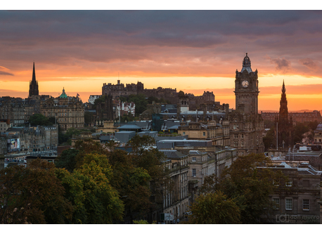Edinburgh is one of the most beautiful cities in the world