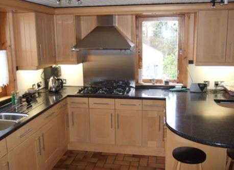 UP TO DATE KITCHEN