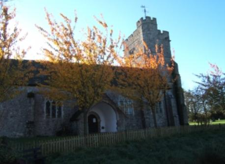 Church at Newchurch