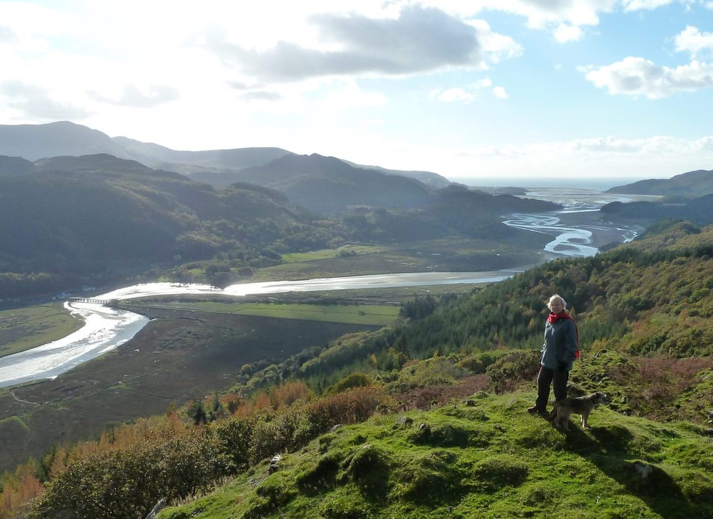 The Mawddach Estuary