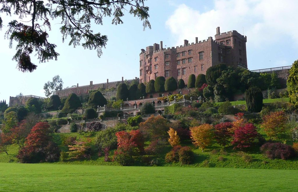 Powis Castle, Welshpool