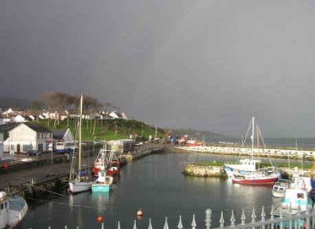 Carnlough Harbour (7km).