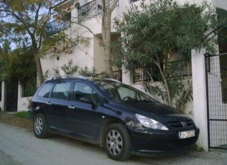 The car we  exchange  PEUGEOT  307   SW