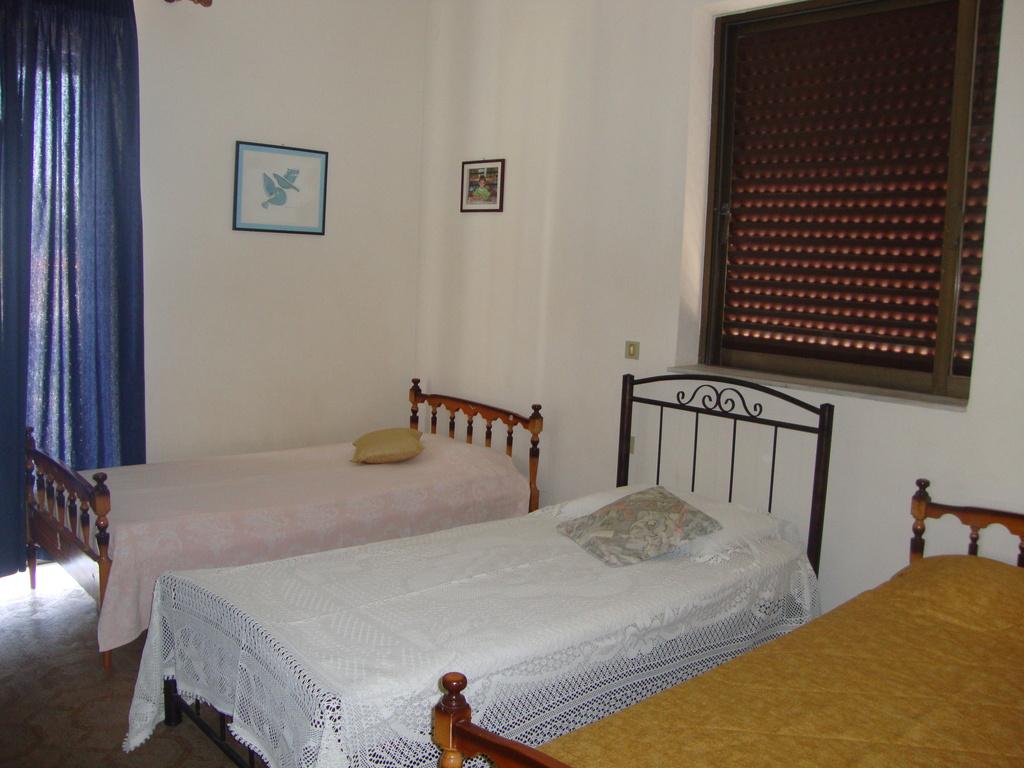 BEDROOM--THREE BEDS