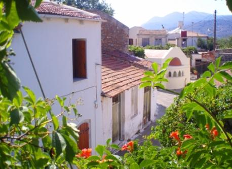 N.Fourni village -Crete