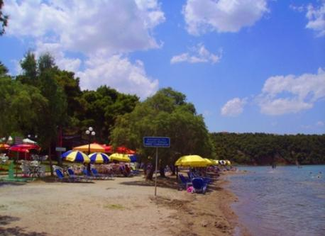 Dilesi beach,8km from Schimatari