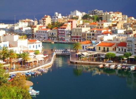 Ag.Nikolaos,Crete where my second home is