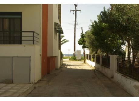 Our alley, to the beach